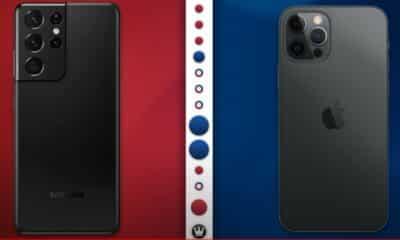 iphone 12 pro max and samsung galaxy 21 ultra camera comparison
