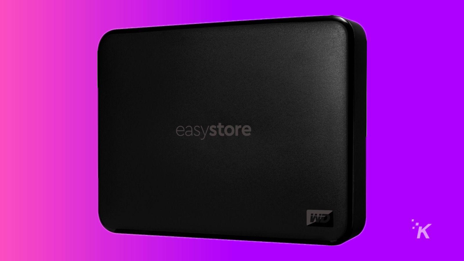 portable external hard drive