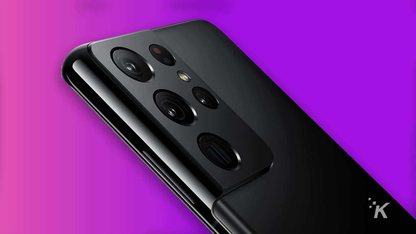new samsung galaxy smartphone