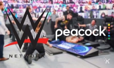 wwe network and peacock streaming