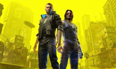 cyberpunk 2077 protagonists