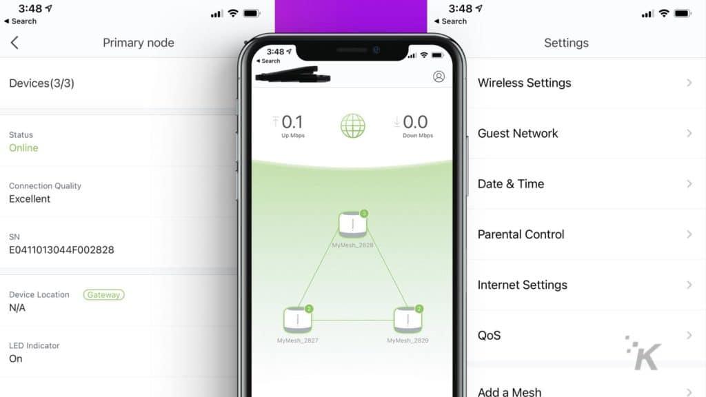 meshforce app
