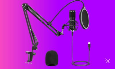 blitzwolf usb condenser mic