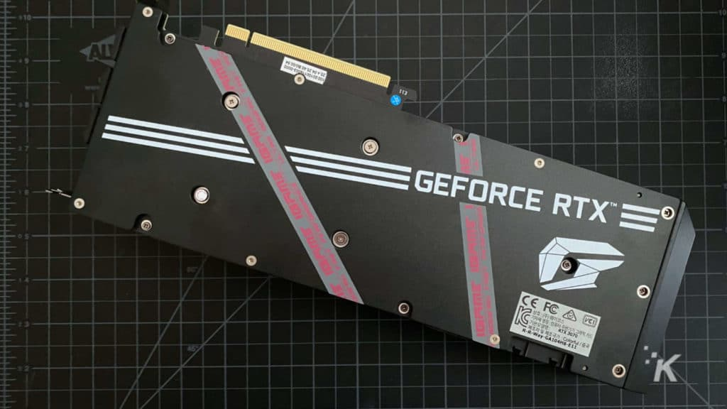 colorful rtx 3070 graphics card