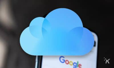 google chrome icloud