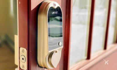 lockly vision doorbell camera smart lock