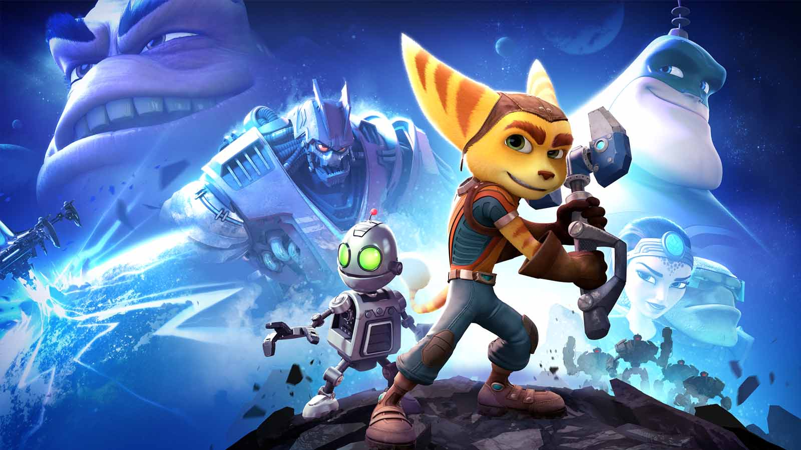 ratchet & clank on playstation