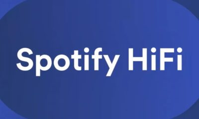 spotify hifi logo