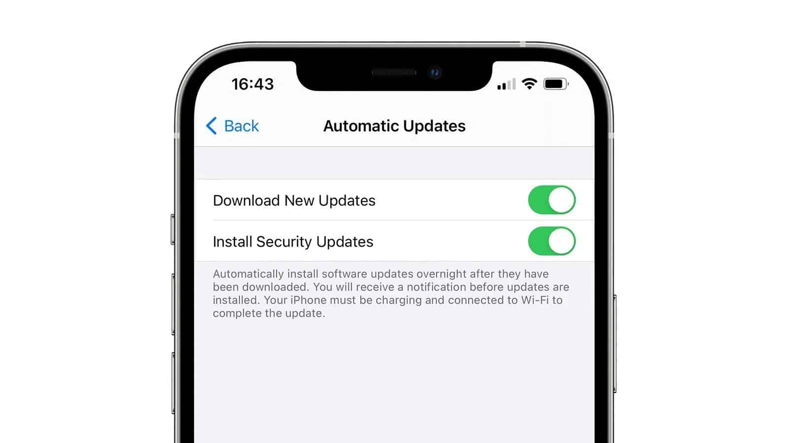 apple iphone ios 14.5