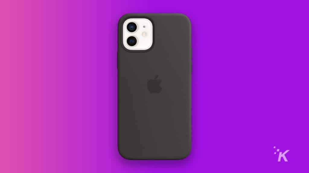 apple silicon magsafe phone case
