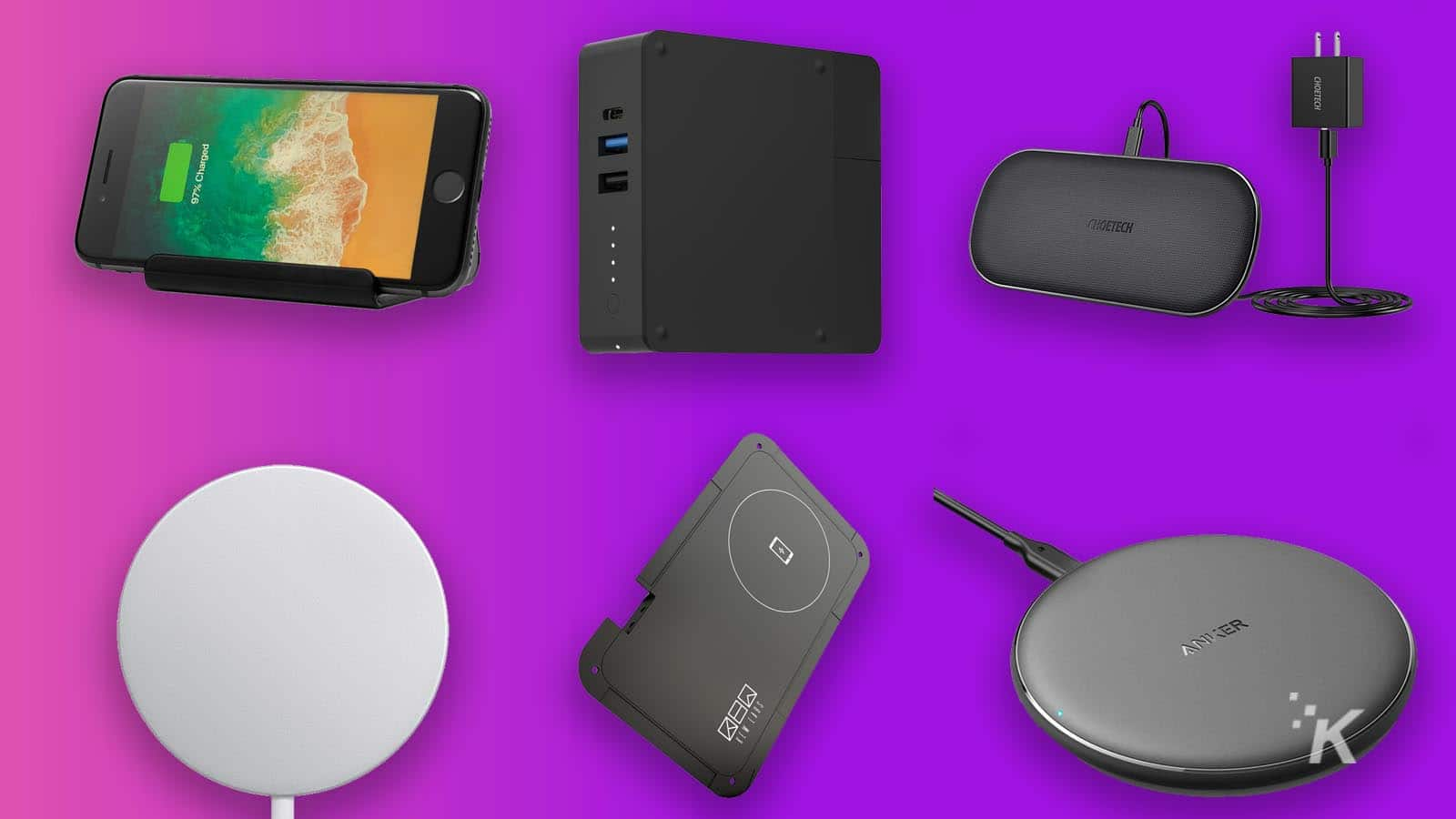 best wireless chargers in 2021