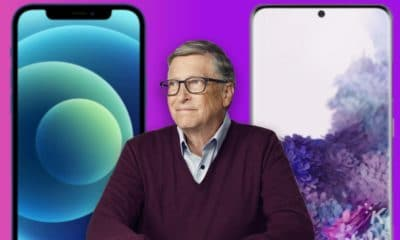 bill gates iphone and android