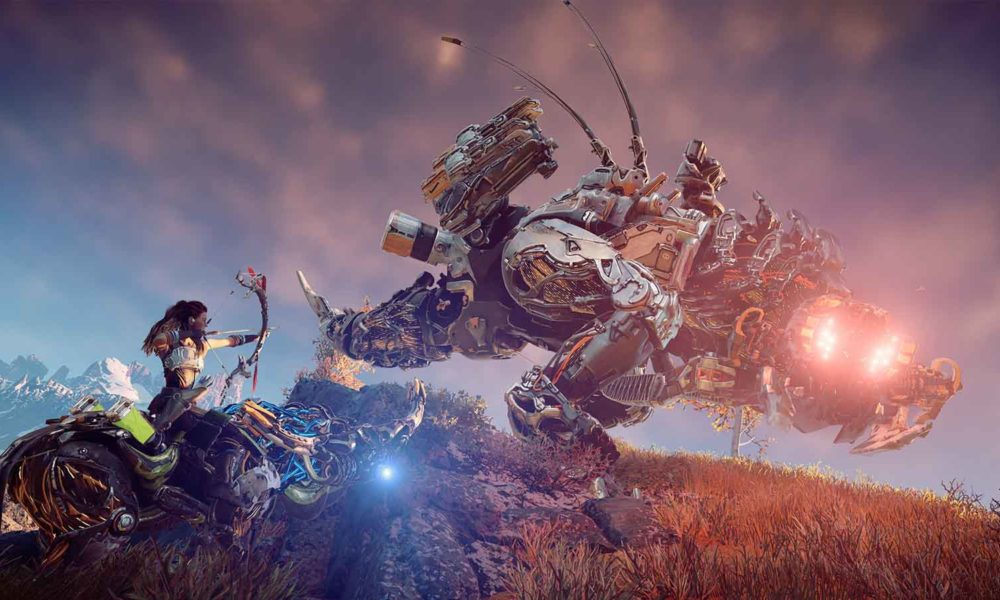 Sony is giving PlayStation gamers Horizon Zero Dawn for free