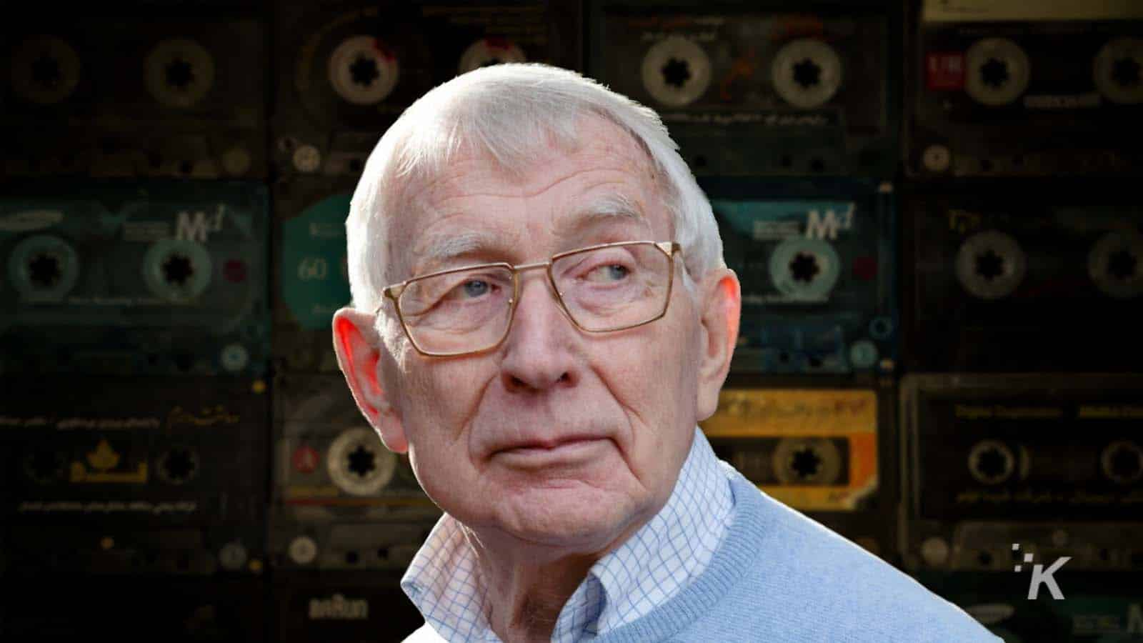 lou ottens the inventor of cassette tapes