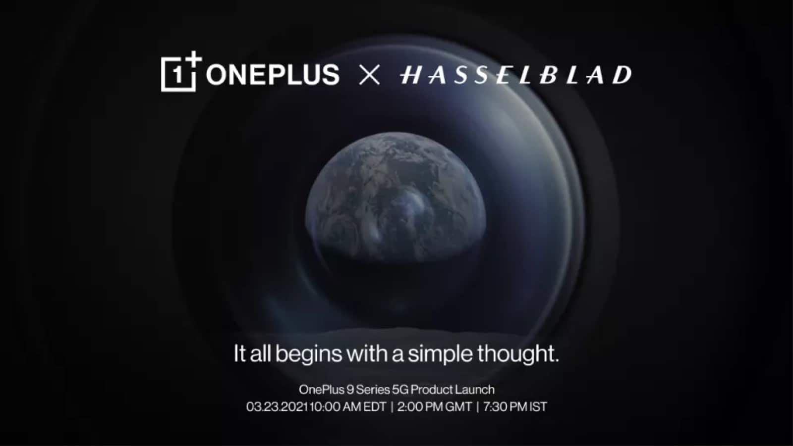 oneplus event march 23 with hasselblad