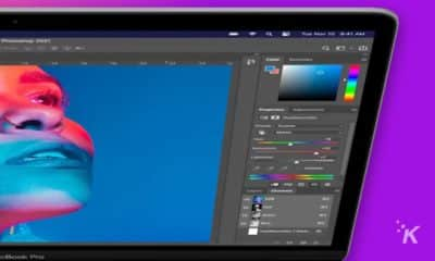 photoshop on a new m1 macbook