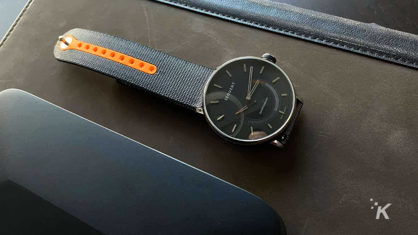 sequent supercharger 2.1 smartwatch