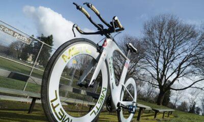smart metl tires on bike based on nasa tech
