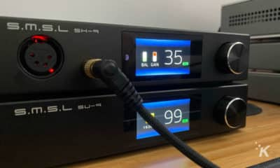 smsl stack with DAC on the bottom