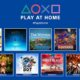 sony play at home free games