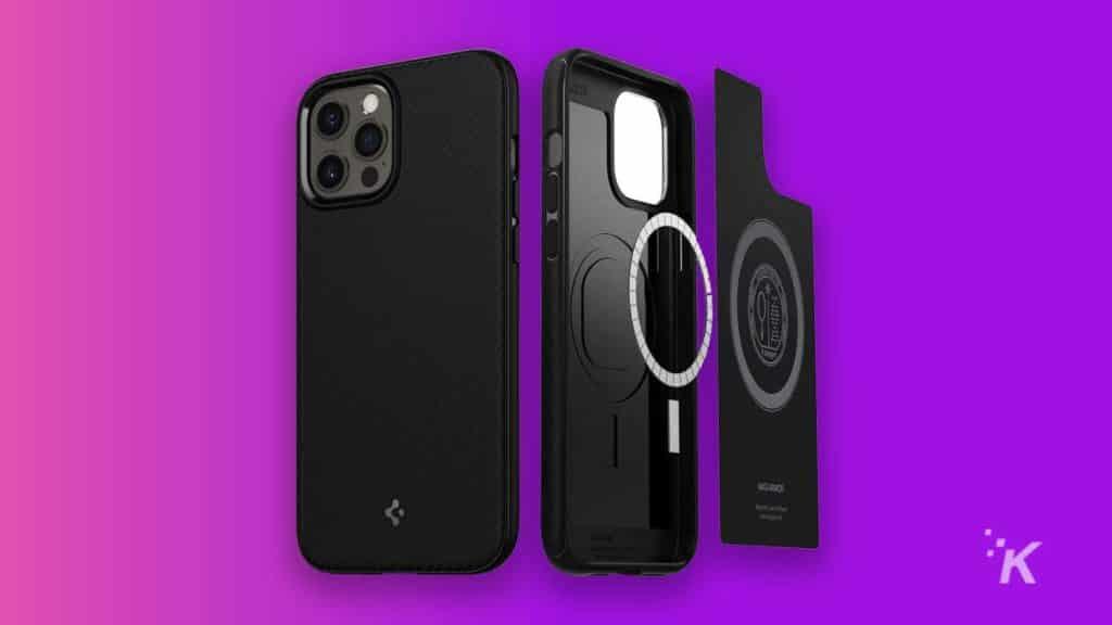 spigen magsafe iphone 12 case