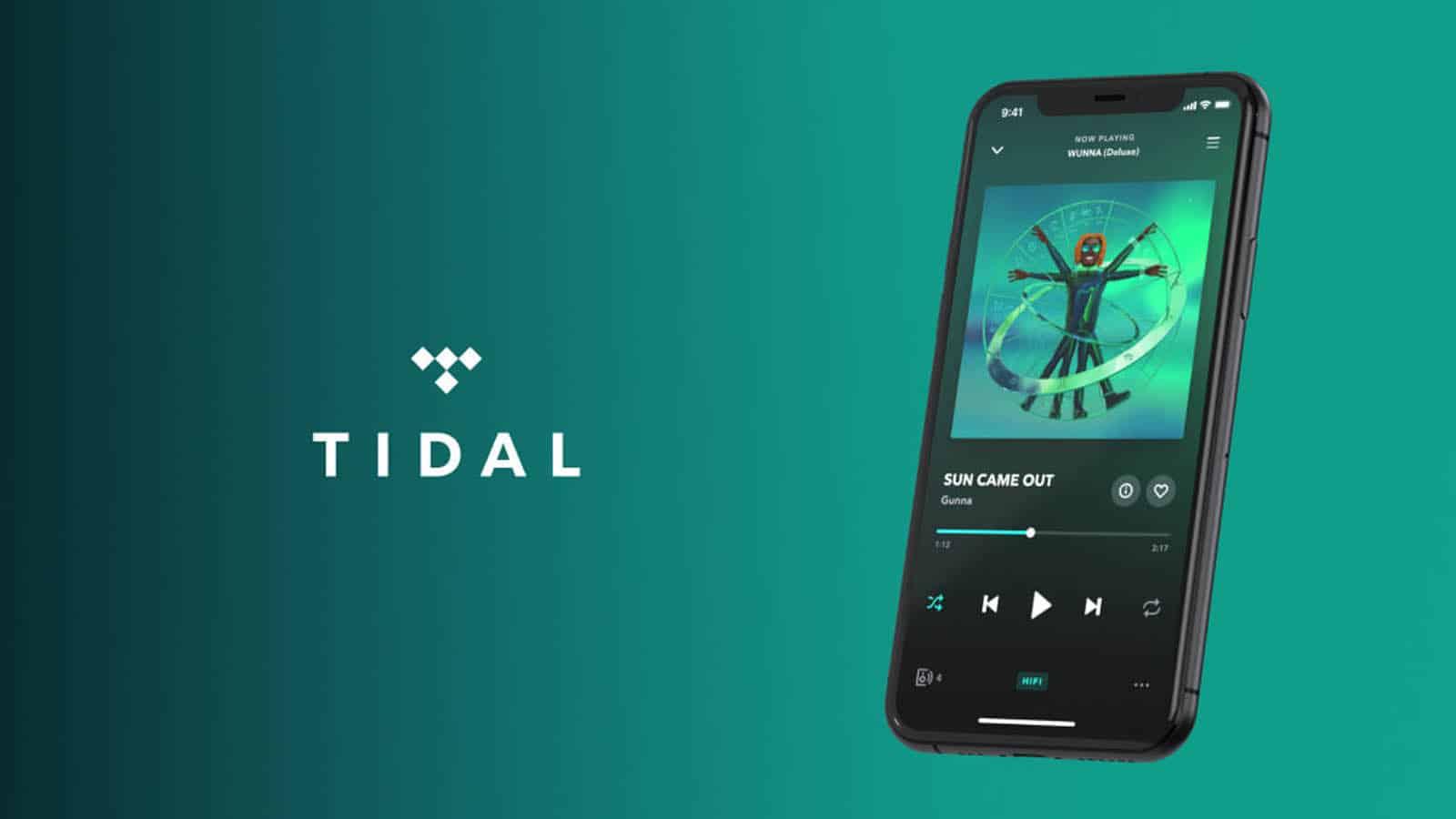 tidal music streaming