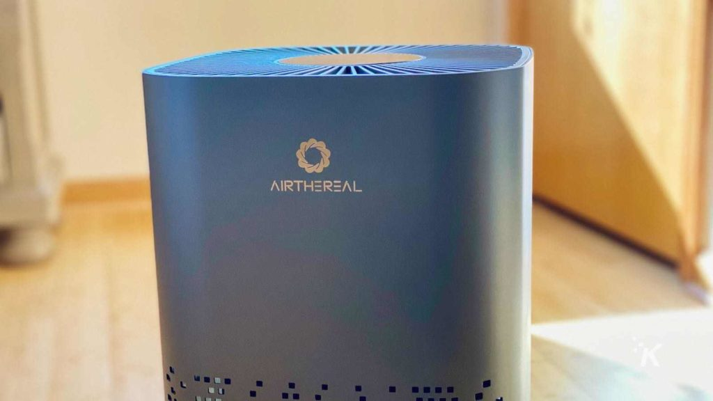 air purifier from airthereal