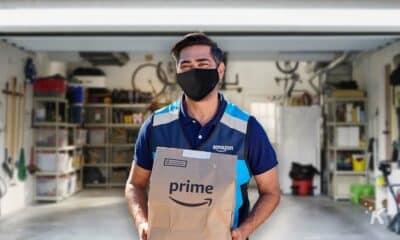 amazon garage deliveries