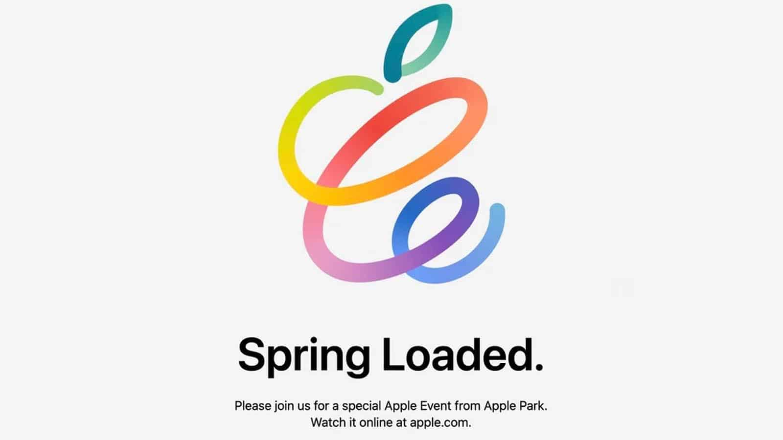 apple event on april 20 2021