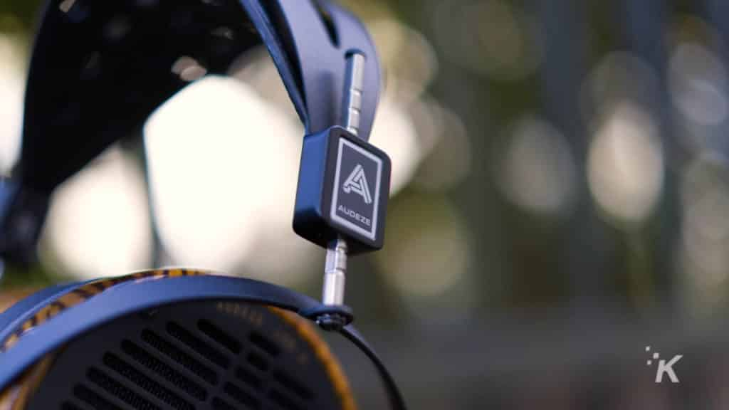 audeze lcd3 planar headphones headband