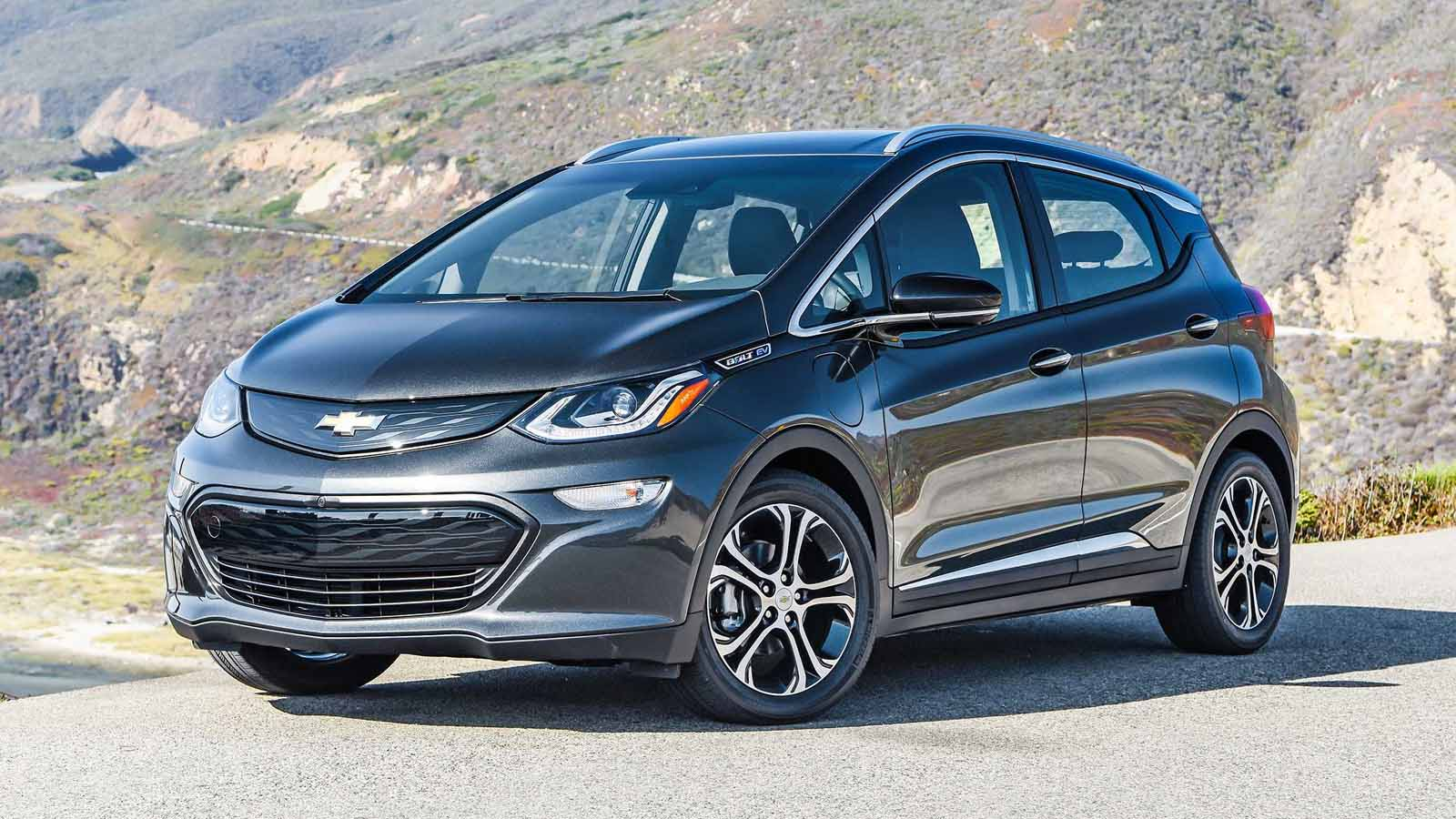 chevy bolt electric vehicle