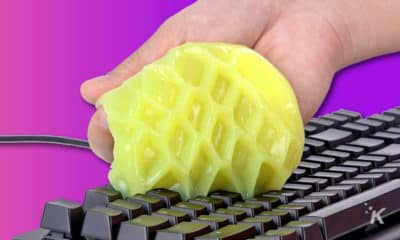 keyboard cleaner for germs and dust