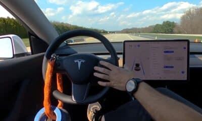 consumer reports tesla no driver