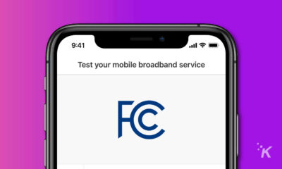 fcc speed test app