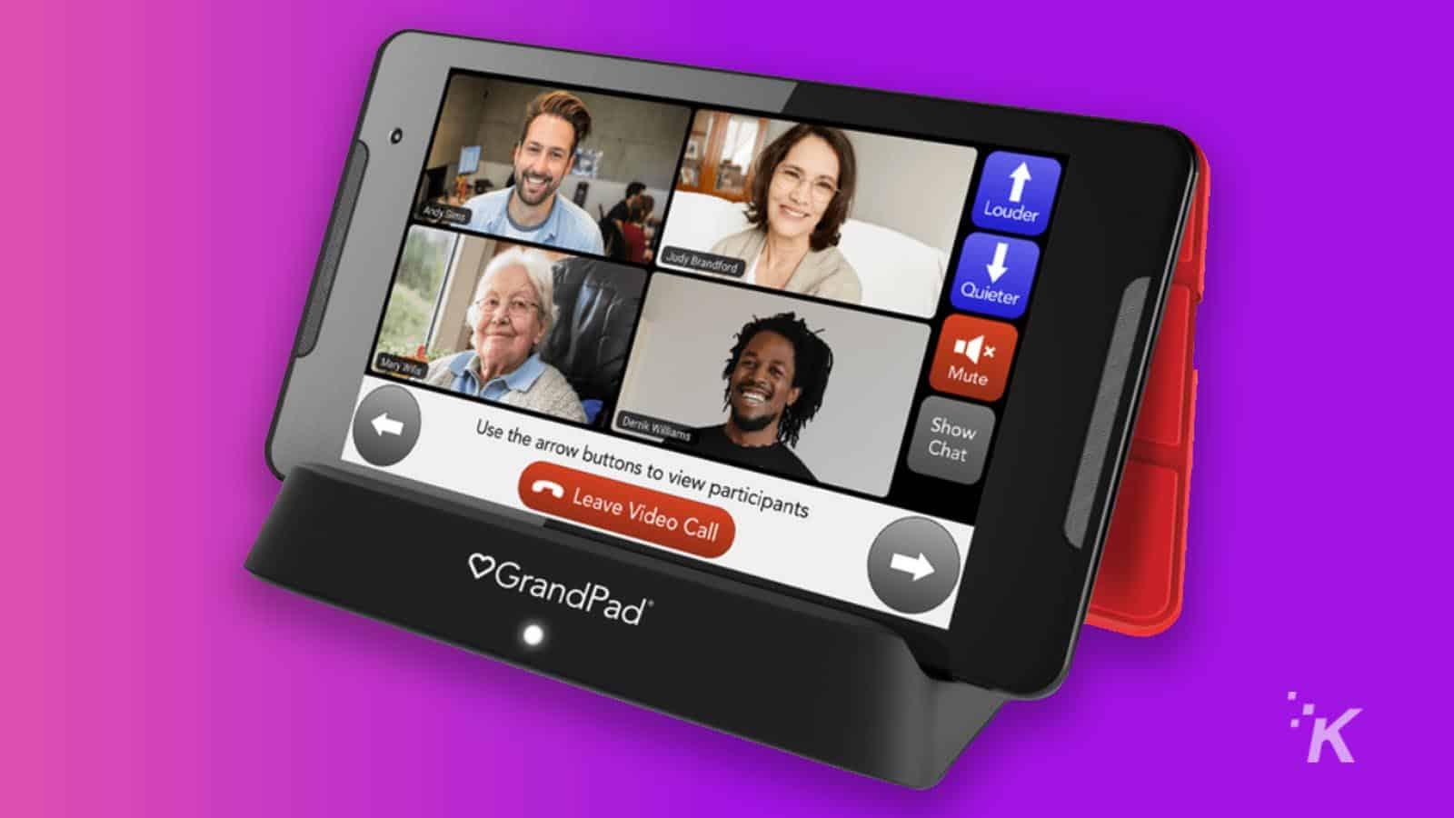 grandpad tablet