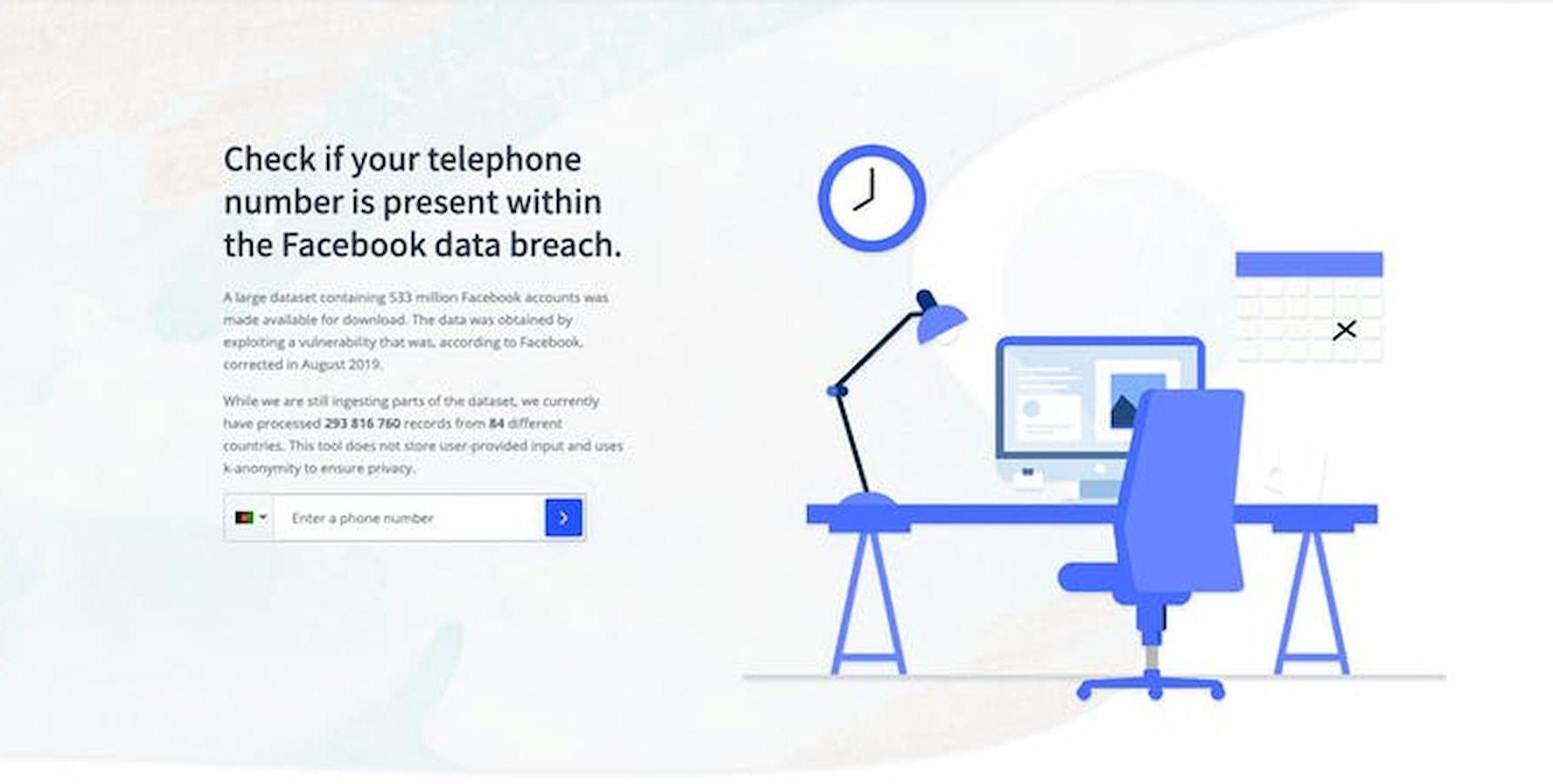 haveibeenzucked facebook breach checker