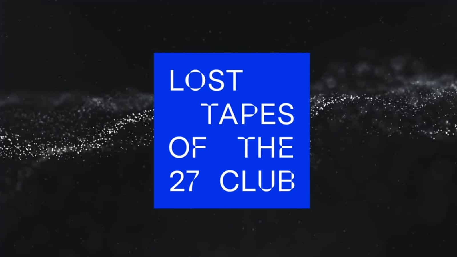 lost tapes of the 27 nirvana song