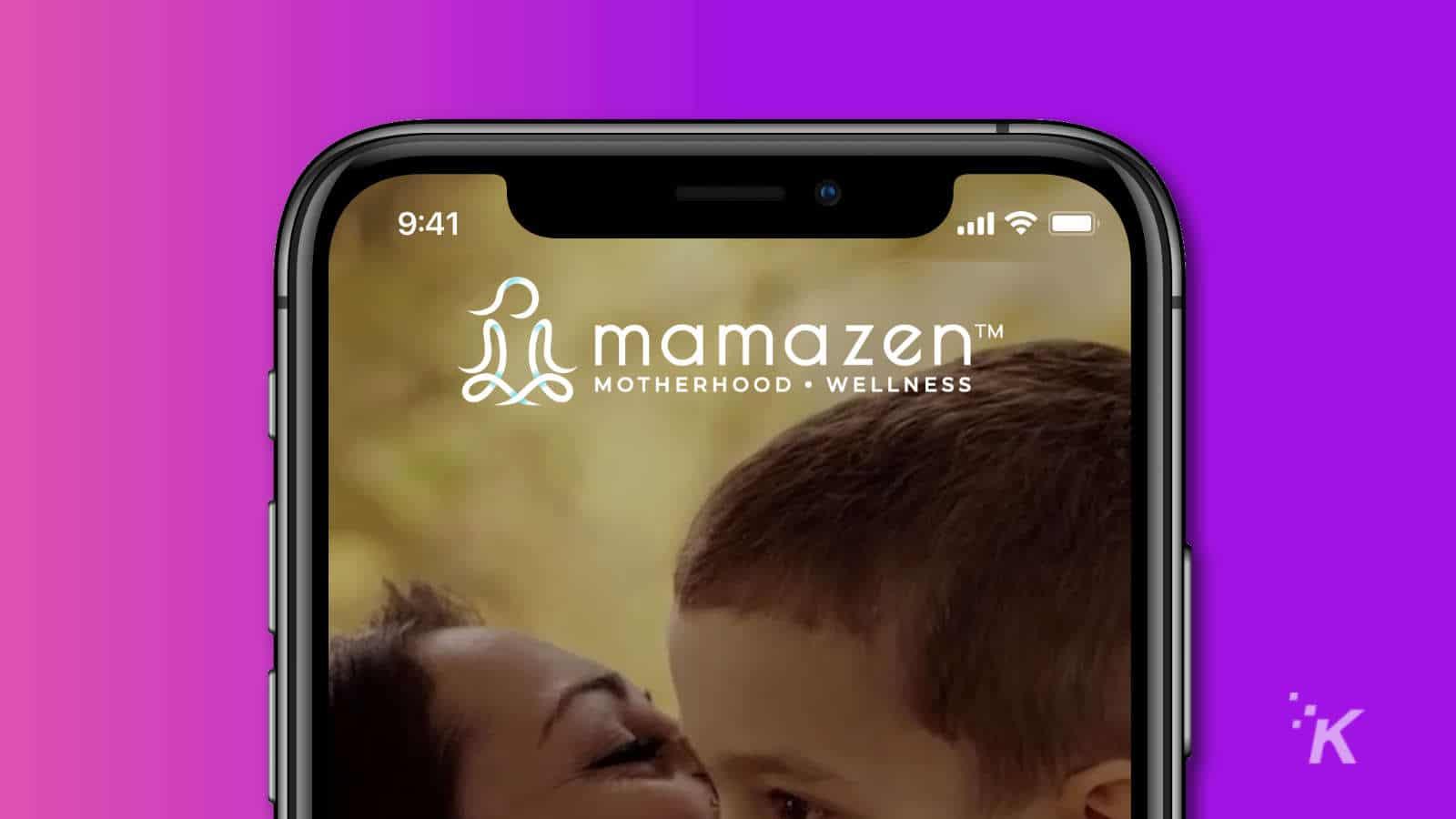 mamazen app