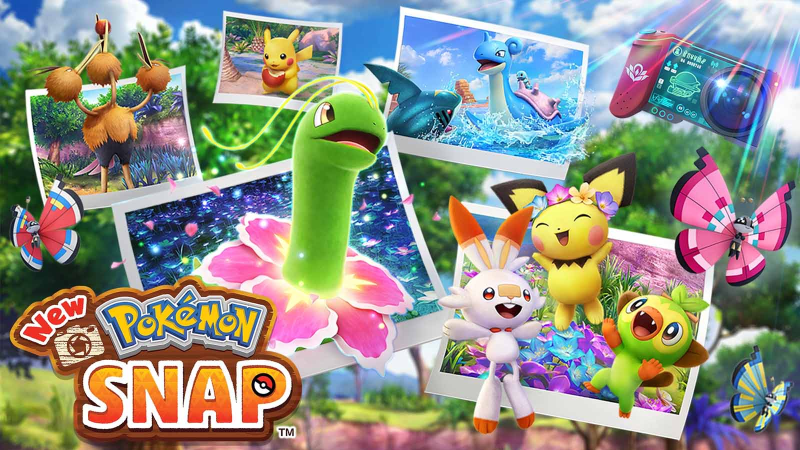 new pokemon snap included in best games in april