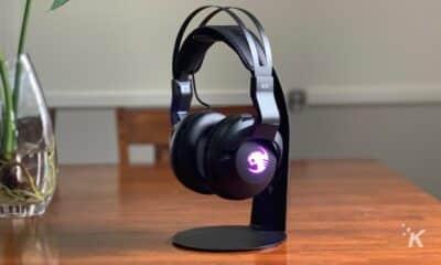 roccat elo air gaming headphones