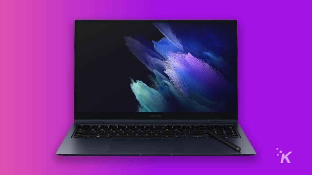 samsung galaxy book pro laptop