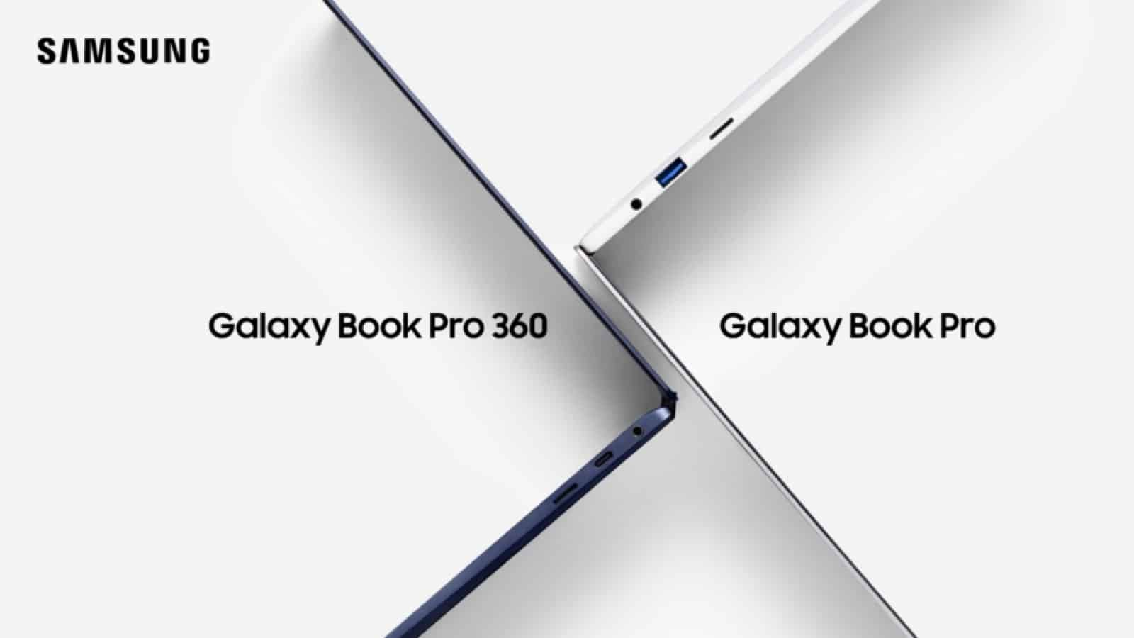 samsung galaxy book pro and pro 360 laptops