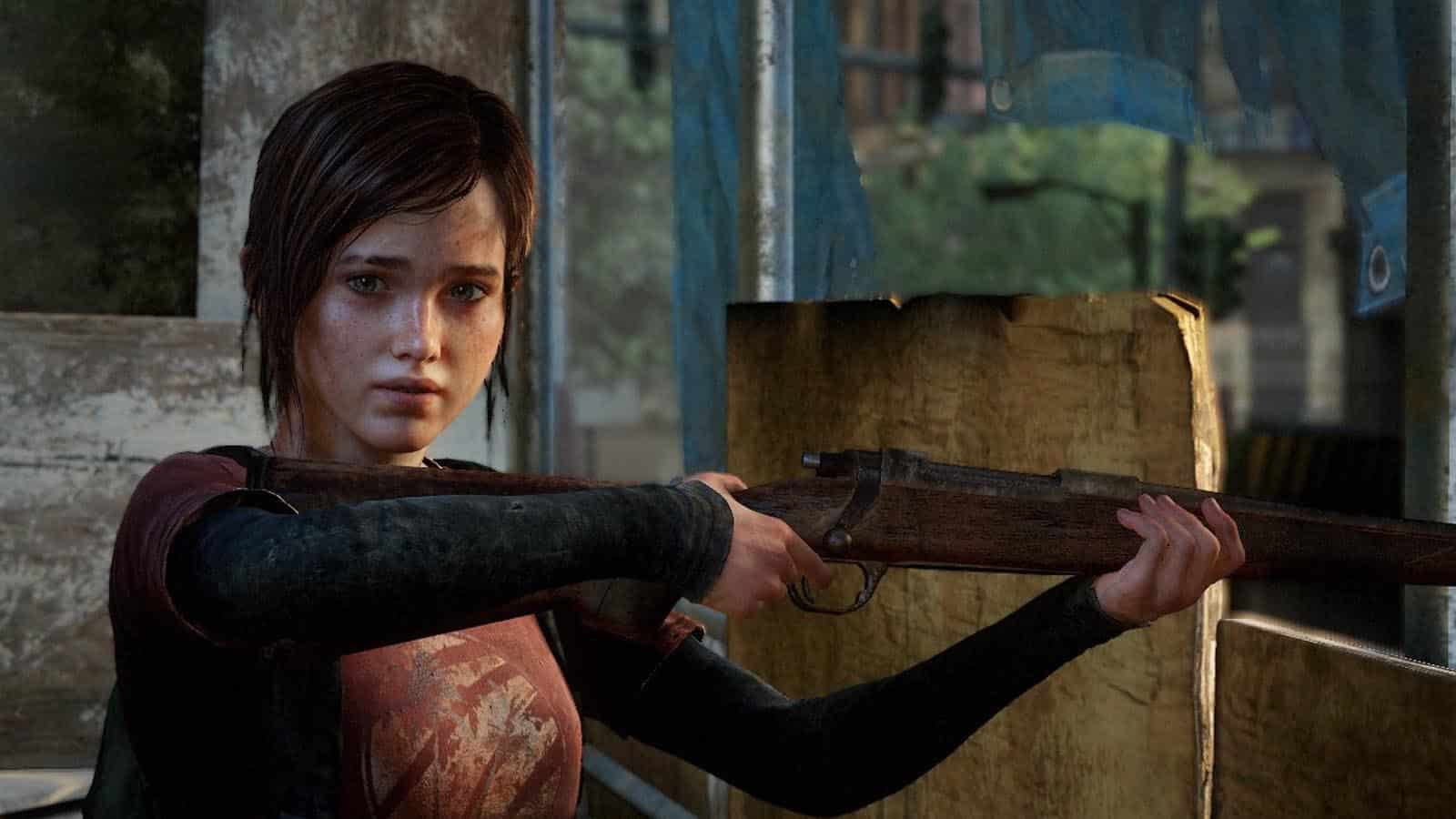 the last of us playstation