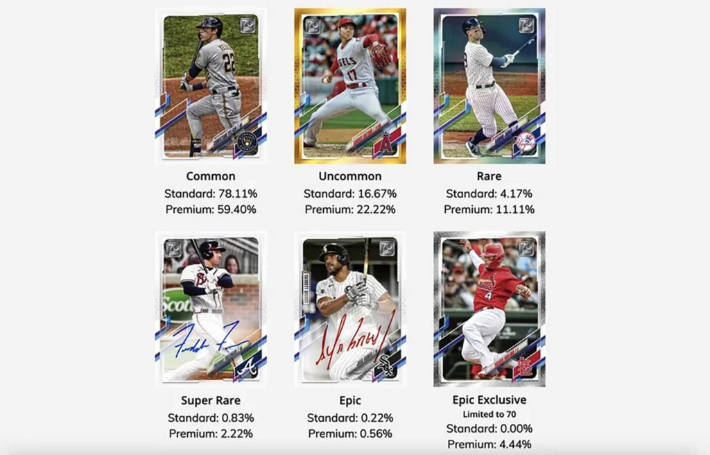 topps nfts