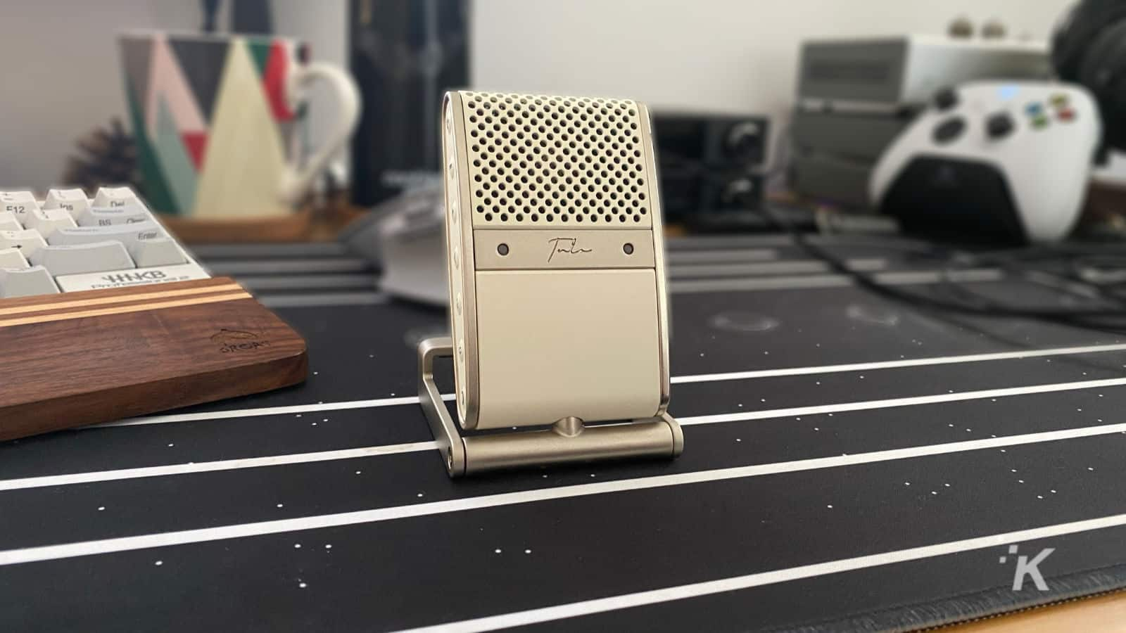 tula microphone audio recorder
