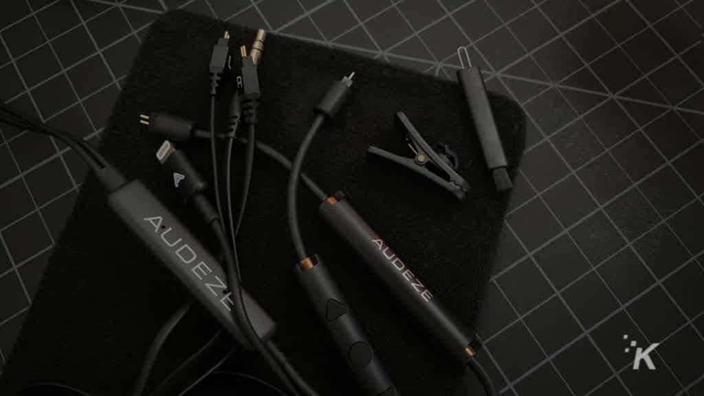 audeze lcdi3 cables
