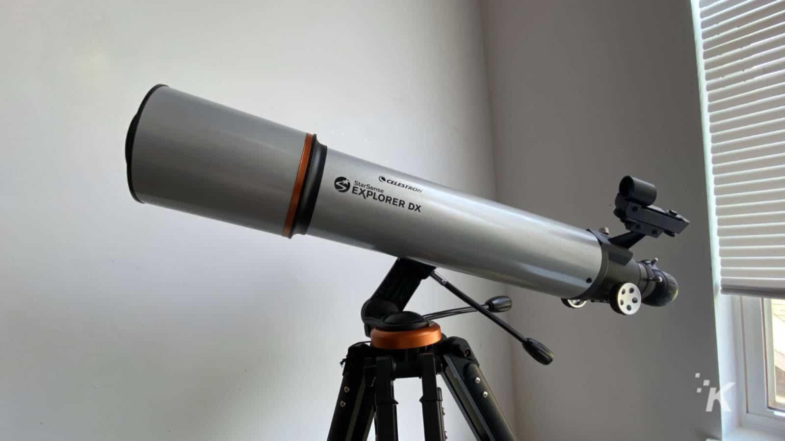 celestron starsense telescope