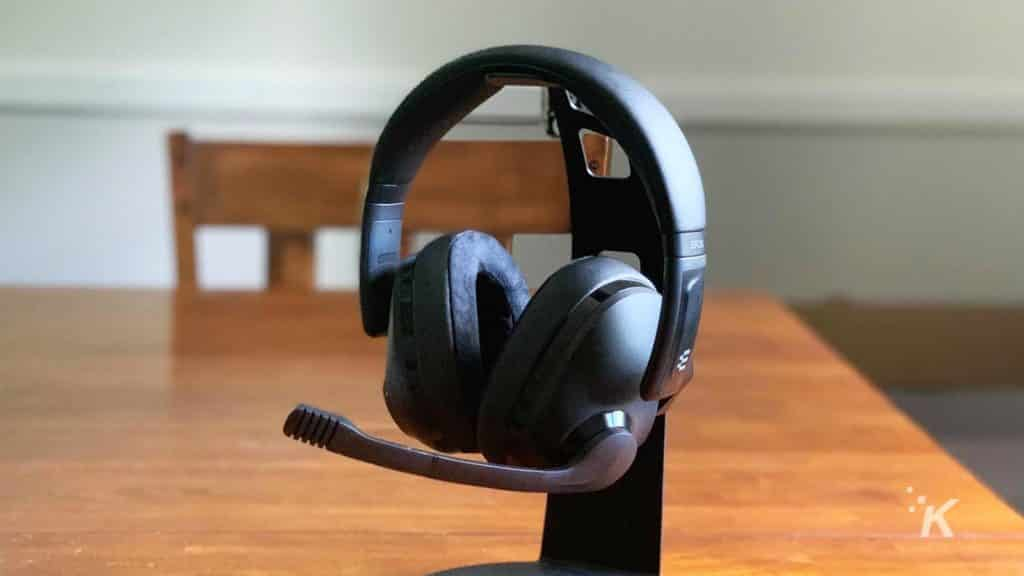 epos gaming headset