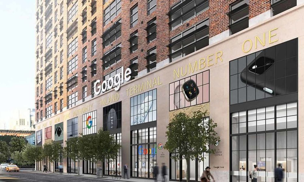 Google will open its first Google Store later this summer