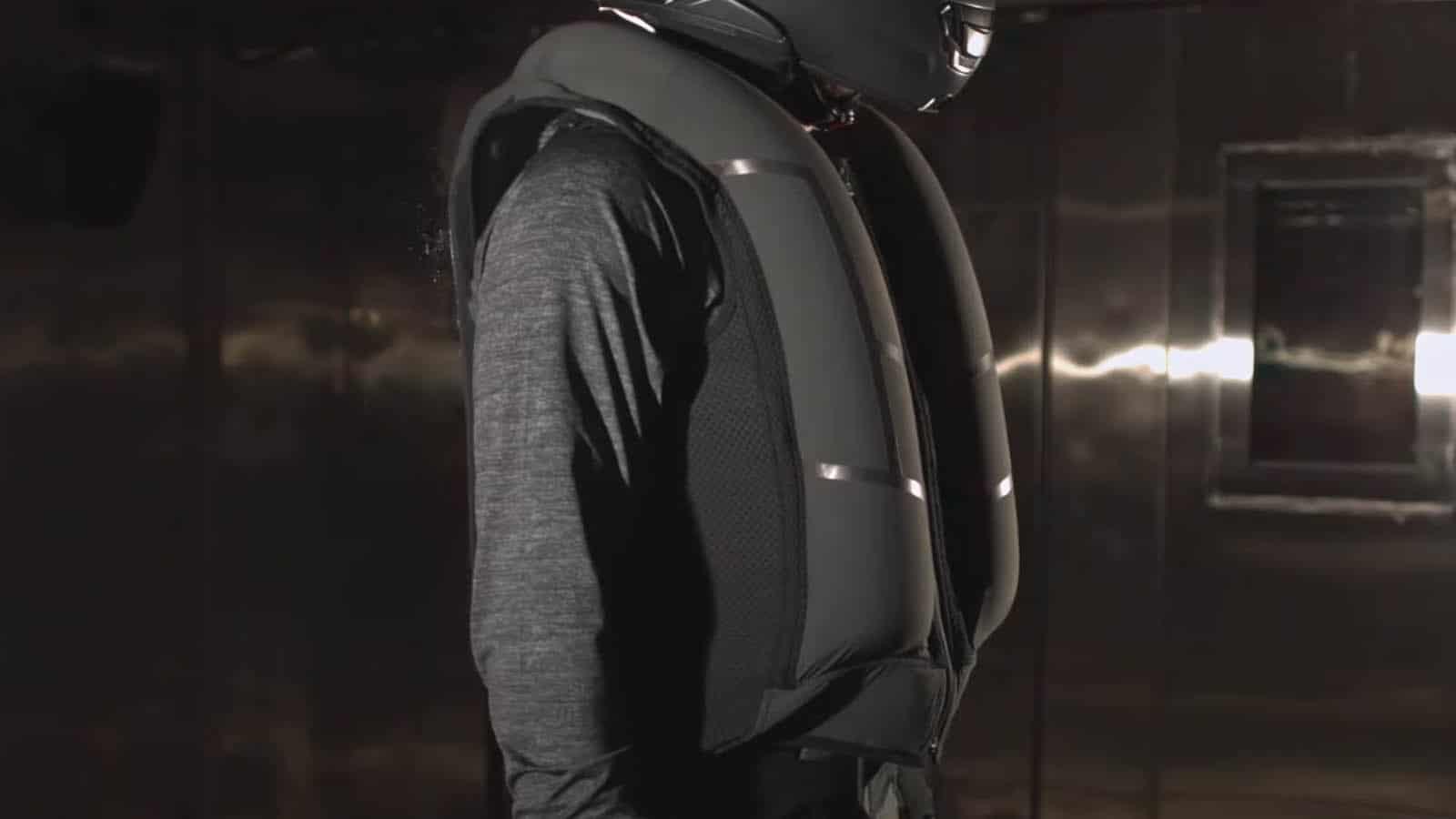 klim ai1 motorcycle airbag vest